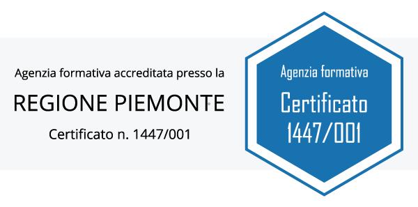 Formatore Regione Piemonte