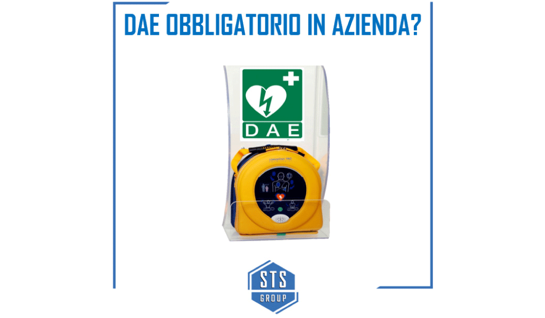 Defibrillatore obbligatorio in azienda