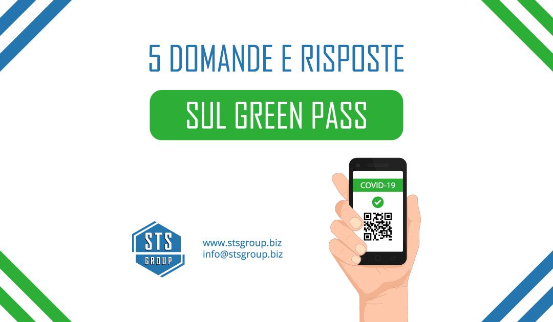 green-pass-principali-domande