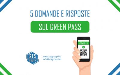 Green Pass: 5 risposte alle principali domande