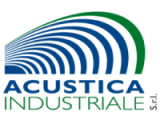Acustica industriale logo